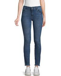 DL1961 Florence Instasculpt Skinny Jeans - Blue