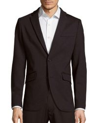 Perry Ellis - Slim Straight Heathered Sportcoat - Lyst