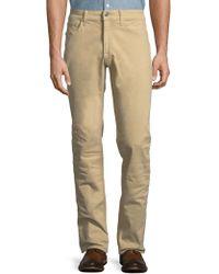Joe's - Five-pocket Cotton-blend Pants - Lyst