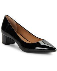 Calvin Klein - Genoveva Patent Heels - Lyst