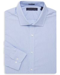 Tommy Hilfiger - Tonal Stripe Dress Shirt - Lyst