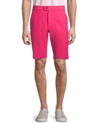 Greyson Montauk Zip-fly Short - Pink