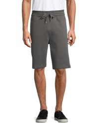 Helmut Lang Men's Sweat Shorts - Black - Size M
