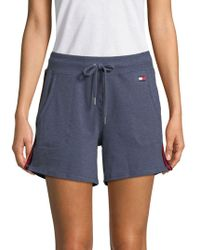 Tommy Hilfiger - Striped Shorts - Lyst
