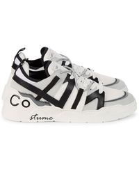 CoSTUME NATIONAL Low-top Trainers - Multicolour