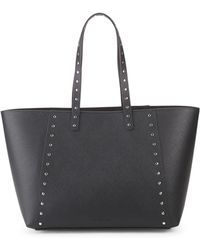 French Connection - Ansley Studded Tote - Lyst