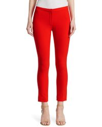 Theory - Classic Crop Skinny Pants - Lyst