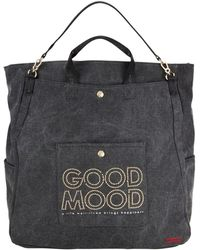 Peace Love World - North South Studded Tote - Lyst