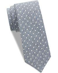 Eton of Sweden - Dot-print Tie - Lyst