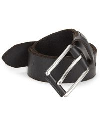Frye - Classic Leather Belt - Lyst