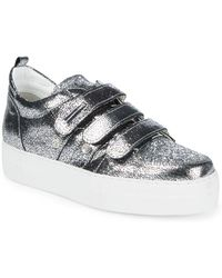 Alessandro Dell'acqua - Leather Sneakers W/ Tags - Lyst