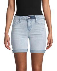 RTA Denim Shorts - Blue