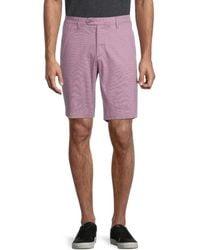 Ted Baker Board-style Shorts - Purple
