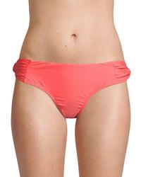 6 Shore Road by Pooja Women/'s Coiba Slip-on Moderate seat coverage Bikini Botto