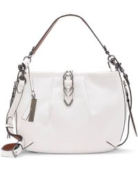 Vince Camuto - Luk Leather Crossbody Satchel Bag - Lyst