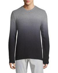 Saks Fifth Avenue - Ombré Cashmere Sweater - Lyst