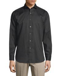 Bugatchi - Classic Cotton Button-down Shirt - Lyst