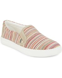 Sam Edelman - Peony Patterned Slip-on Trainers - Lyst