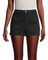 BB Dakota Field Research Shorts - Black