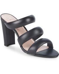 Avec Les Filles - Mara Leather Sandals - Lyst