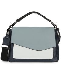 Botkier Cobble Hill Leather Crossbody Bag - Multicolour