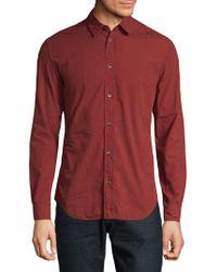 Maison Margiela - Classic Cotton Casual Button-down Shirt - Lyst