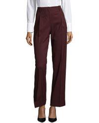Lafayette 148 New York - Rivington Wide-leg Trousers - Lyst