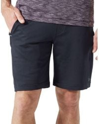 Mpg - Actile Melange French Terry Sweat Short - Lyst