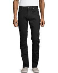 John Varvatos - Slim Straight-fit Jeans - Lyst