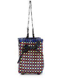 Truss Bead Strap Party Bag - Multicolour