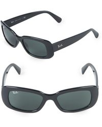 Ray-Ban - 50mm Rectangle Sunglasses - Lyst