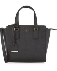 Kate Spade Cameron Street Small Hayden Satchel - Black