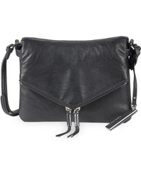 Vince Camuto - Leather Envelope Front Crossbody Bag - Lyst