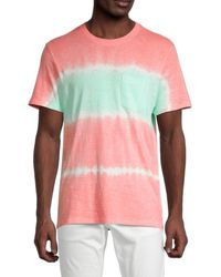 Sovereign Code Cotton Pocket Tee - Pink