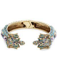 Heidi Daus Women's Elephant Cuff Bracelet - Metallic