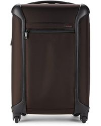 Tumi International Carry-on Suitcase - Brown
