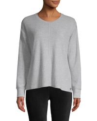 Marc New York - Performance Waffle Knit Top - Lyst
