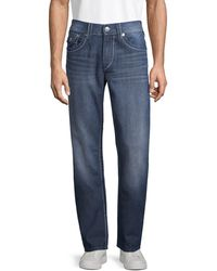 True Religion Ricky Straight-fit Jeans - Blue