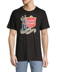 Wright & Ditson - Graphic Cotton Tee - Lyst