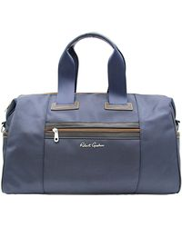 Robert Graham Leclerc Weekender Bag - Blue