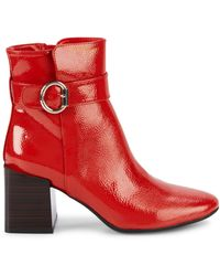 Circus by Sam Edelman Tenley Booties - Red