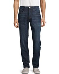 Joe's Jeans Athletic-fit Relaxed Slim Jeans - Blue