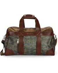 Robert Graham Anson Logo Duffle Bag - Green