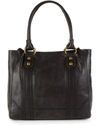 Frye - Melissa Leather Tote Bag - Lyst