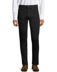 Karl Lagerfeld Darted Ankle-length Jeans - Black