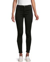 Kensie Women's High-rise Skinny Jeans - Black - Size 29 (8)