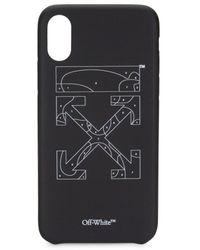 Off-White c/o Virgil Abloh Virgil Abloh Arrow Puzzle Iphone X Case - Black