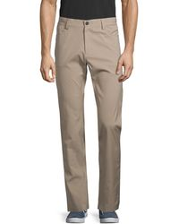 Theory Raffi Slim-fit Trousers - Multicolour