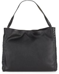 Cole Haan - Dillan Leather Hobo Bag - Lyst