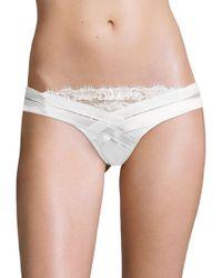 La Perla - Donna Slip-on Panty - Lyst